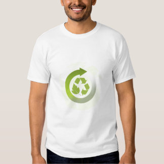 Reduce Reuse Recycle Planet Earth's Resources Shirt