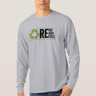 Reduce ReUse Recycle Tee Shirt