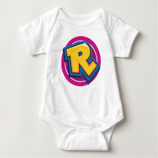 Reduced Break Logo Baby Bodysuit