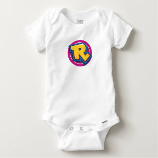 Reduced Break Logo Baby Onesie
