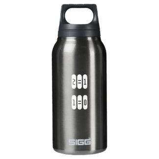 Redundancy Formula - Small Insulated Water Bottle