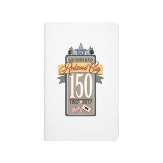 Redwood City 150th Anniversary Journal