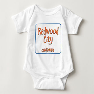 Redwood City California BlueBox Tshirt