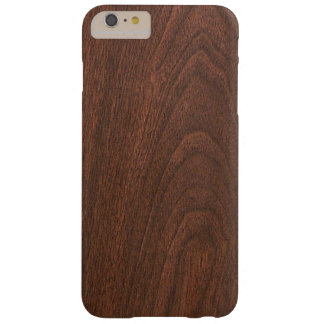 redwood texture faux wood grain barely there iPhone 6 plus case