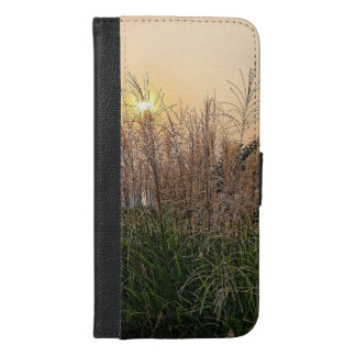 Reed At Sunset iPhone 6/6s Plus Wallet Case