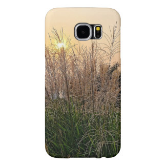 Reed At Sunset Samsung Galaxy S6 Cases