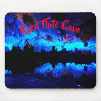 Reed Flute Cave Mouse Pad