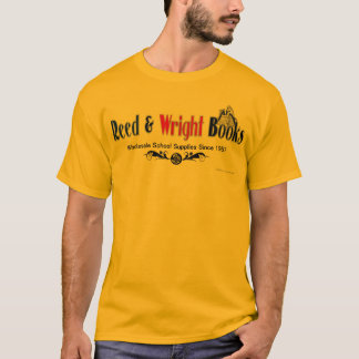 Reed & Wright Books T-Shirt