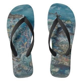 Reef Custom Adult, Wide Straps Thongs