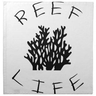 Reef Life Napkin