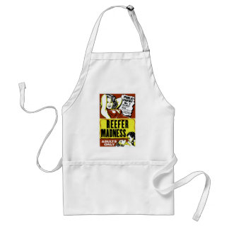 """""""Reefer Madness"""" Aprons"""