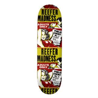 Reefer Madness Skateboard Decks