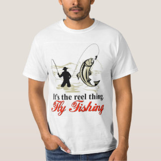 Reel Fly Fishing T-Shirt