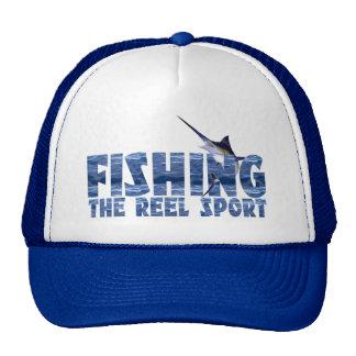 Reel Sport Trucker Hat