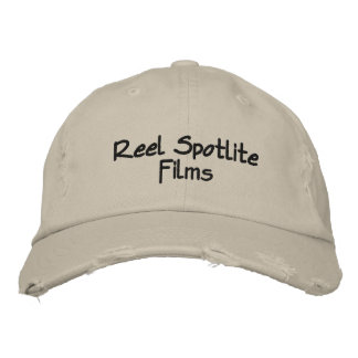 Reel Spotlite Films Embroidered Hat