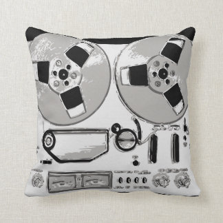 Reel to Reel Cushion