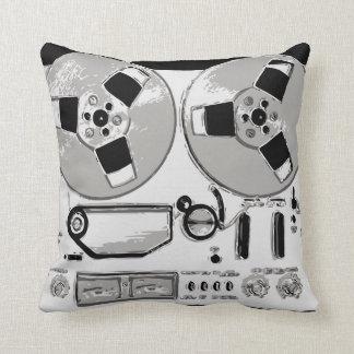 Reel to Reel Cushions