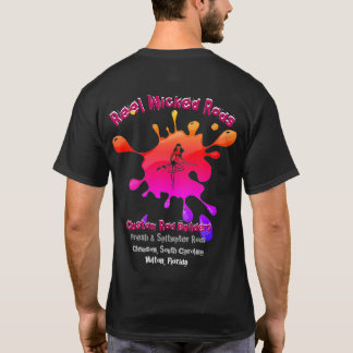 Reel Wicked Rods Dark T-shirt XL