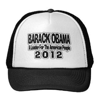 Reelect Barack Obama 2012 Trucker Hat