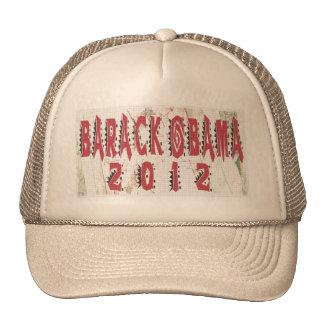 Reelect Barack Obama Cap