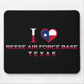 Reese Air Force Base, Texas Mouse Pad