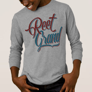 Reet Grand Yorkshire England Slang Dialect Tee