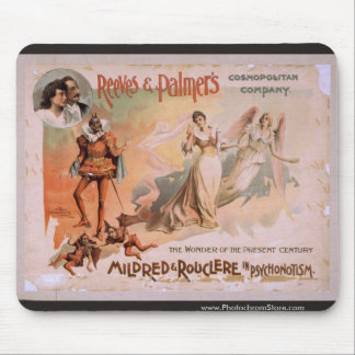 Reeves & Palmer's, 'Mildred & Rouchere' Retro Thea Mousepad