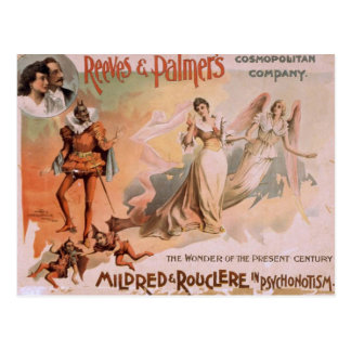 Reeves & Palmer's, 'Mildred & Rouchere' Retro Thea Postcards