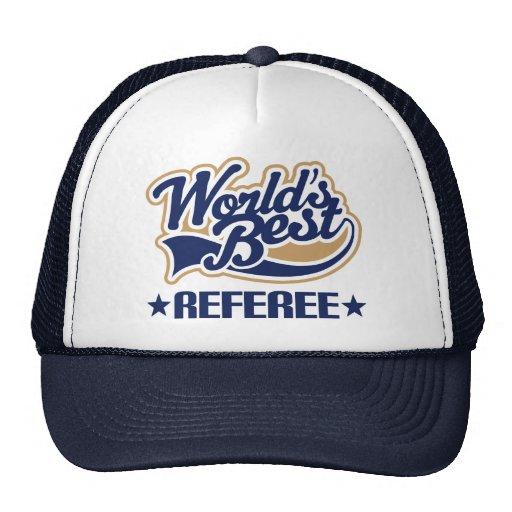 Referee Gift Mesh Hat