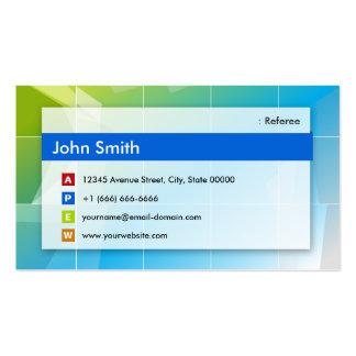 Referee - Modern Multipurpose Business Card