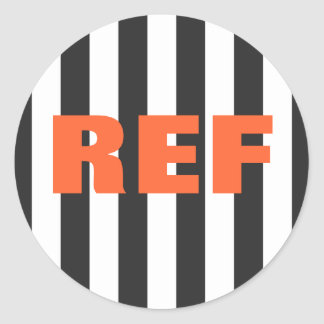 Referee Sticker