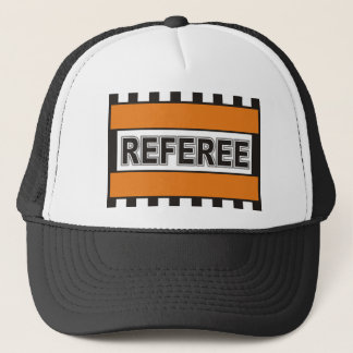Referee Trucker Hat