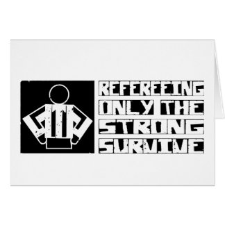 Refereeing Survive Card