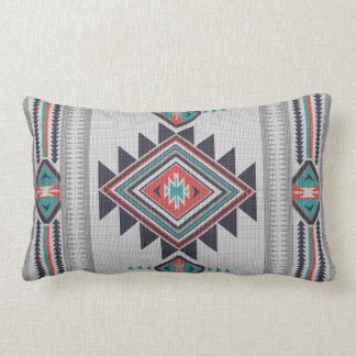 Refined Southwest Lumbar Cushion