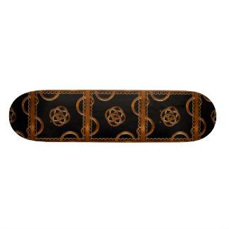 Refined Wood Decorative Background Skate Decks