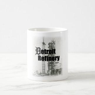 Refinery Life - mug history lesson