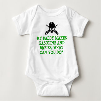 Refinery Life - Refinery baby gear for dad Baby Bodysuit