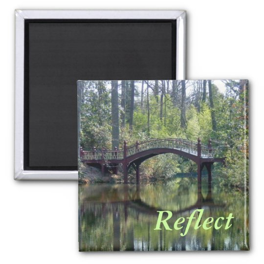 Reflect Bridge Magnet