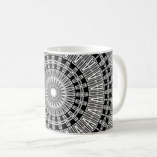 Reflect Mandala Coffee Mug