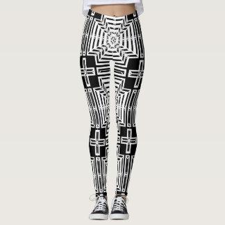 Reflect wallpaper leggings