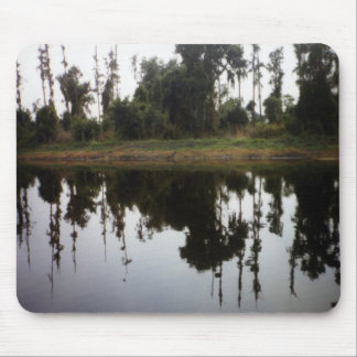 Reflecting on the River Mouse Pad