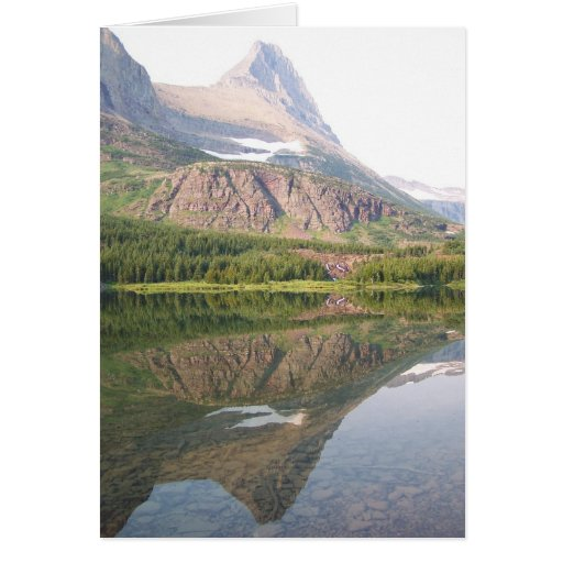 Reflection Greeting Cards
