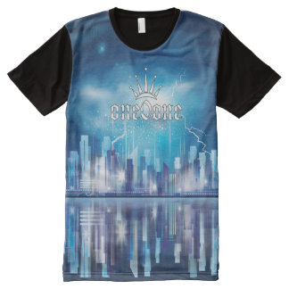 Reflection Eternal 101 Crown All-Over Print T-Shirt