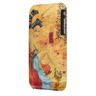 Reflection Geisha iPhone 4 Case