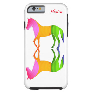 Reflection Horse. Tough iPhone 6 Case