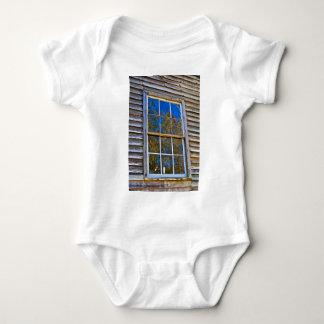 Reflection in a Window Baby Bodysuit