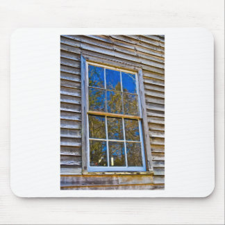 Reflection in a Window Mouse Pad