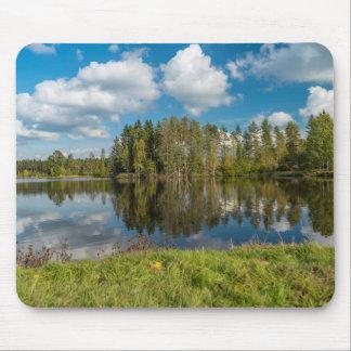 reflection lake mouse pad
