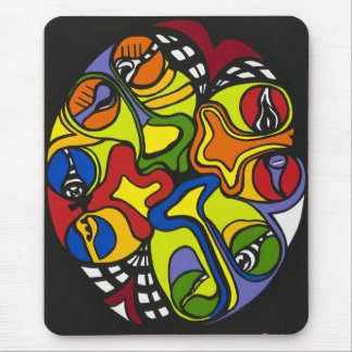 """""""Reflection"""" Mouse Pad"""