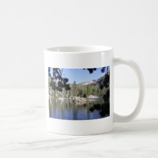 Reflection on the water mug